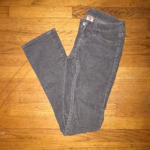 True Religion Boot Cut Corduroy Pants